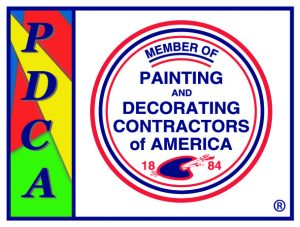 Proud Members of The Painting and Decorating Contractors of America!
